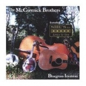 McCormick Brothers CD- Bluegrass Invasion